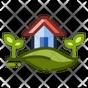 Eco Environmentally Friendly Smart Icon