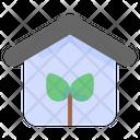 Eco House House Ecology Icon