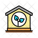 Ecology Clean House Icon