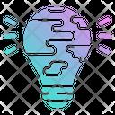 Eco Idea Eco Power Eco Lamp Icon