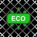 Eco Indicator Eco Mode Mode Icon