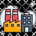 Eco Industry Icon