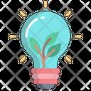 Eco Lamp Green Energy Eco Energy Icon