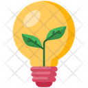 Eco Light Icon