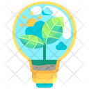 Eco Light Icon
