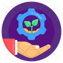 Eco Management Icon