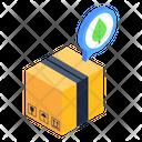 Eco Message Icon