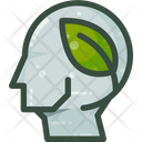 Eco Mind Green Mindest Icon