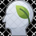 Eco Mind Green Mindest Icon