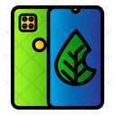 Eco Mobile Icon