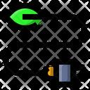 Eco Plug Ecology Icon
