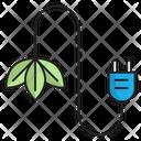 Power Ecology Energy Icon