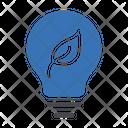 Power Bulb Green Icon