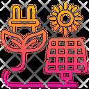 Eco Power Icon