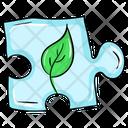 Eco Puzzle Icon