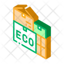 Container Recycling Material Icon