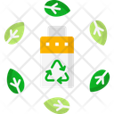 A Eco Battery Icon