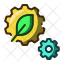 Eco Services Gear Icon