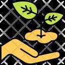 Eco Soil Icon