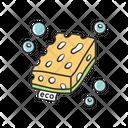 Eco Sponge Icon