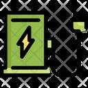 Eco Station Ecology Icon