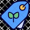 Eco Tag Label Eco Icon