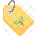 Eco Tag Icon