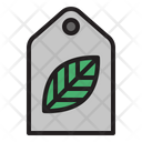 Eco Tag Environment Ecology Icon