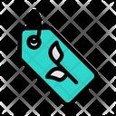Eco Tag Ecology Tag Icon