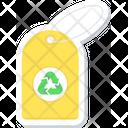 Eco Tag Icon