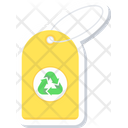 Eco Tag Ecology Icon