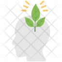 Eco Thinking Think Icon