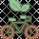 Eco Tourism Tourism Bike Icon