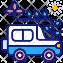 Eco Transport Icon
