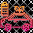 Eco Transportation Icon