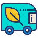 Eco transportation Icon