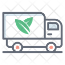 Eco Truck Delivery Truck Delivery Cargo Icon