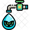 Water Eco Water Water Tap Icon