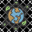 Eco Way Environment Green Icon