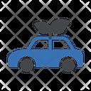 Car Biofuel Vehicle Icon