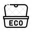 Eco Material Package Icon