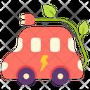 Car Power Electric Car Icon