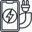 Ecological Charger Icon
