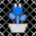 Bio Eco Energy Icon