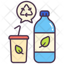 Ecological Energy Drink Icon