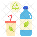 Ecological Energy Drinks Icon