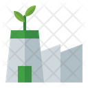 Ecological Factory Icon