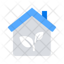 Ecological Home Icon