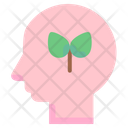 Head Idea Conservation Icon