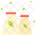 Ecology Plant Leaves Icon